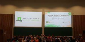 Kegiatan Seminar on Halal Certification: Promoting Sustainability and Fairness in Halal Concept