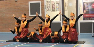 [Video] Penampilan Tari Saman PPI-Wageningen di Ambassador Cup 2014