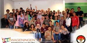 Acara Silaturahmi tahunan sekaligus lapor diri 2014