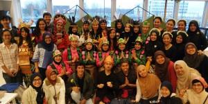 (English) Warna-Warni Indonesia di One World Week Wageningen University