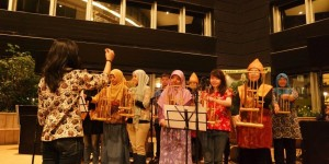 Dances and Angklung in Action!