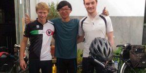 Mimpi Daniel, Menjelajahi Daratan Eropa dengan Bersepeda