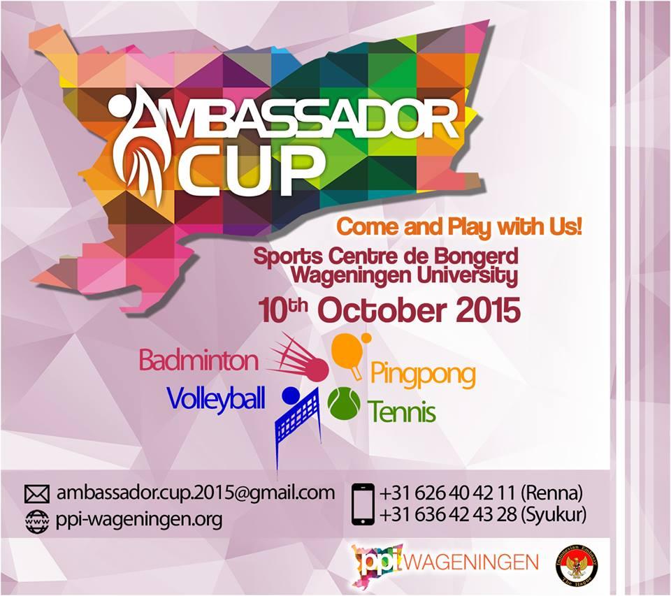 ambassador cup