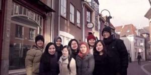 [Video] PPI Wageningen Siap Memilih di Pemilu 2014