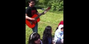 [Video] Spring Barbeque – 5 Mei 2011